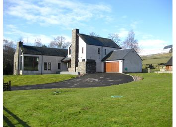Thumbnail 4 bed detached house for sale in Stow, Galashiels