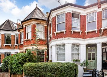 Thumbnail 3 bed flat for sale in Falkland Road, London