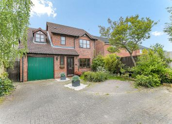 Thumbnail 5 bed detached house for sale in Mithras Gardens, Wavendon Gate, Milton Keynes