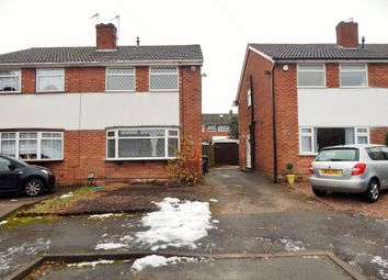 Thumbnail 3 bed semi-detached house to rent in Westbourne Crescent, Burntwood