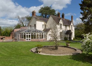 Thumbnail 6 bed country house for sale in Pool Quay, Welshpool