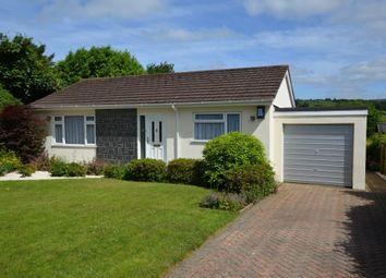 Thumbnail 2 bed detached bungalow for sale in Kilmar Way, St. Cleer, Liskeard, Cornwall