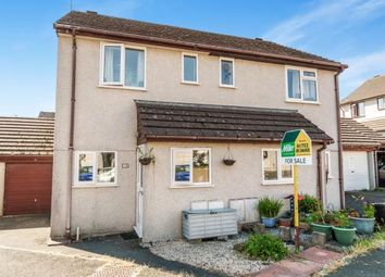 Thumbnail 2 bed semi-detached house for sale in Torpoint, Cornwall, England