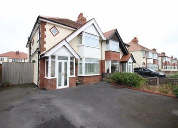Thumbnail 3 bed semi-detached house for sale in Carr Gate, Thornton-Cleveleys