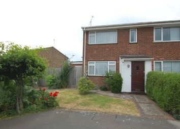 Thumbnail 4 bed end terrace house for sale in Foxglove Way, Springfield, Chelmsford