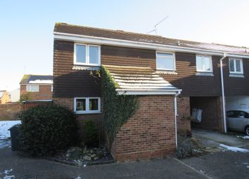 Thumbnail 4 bed link-detached house for sale in Tythe Close, Springfield, Chelmsford