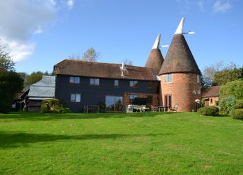 Thumbnail 5 bed detached house for sale in Colts Hill Place, Colts Hill, Five Oak Green, Tonbridge