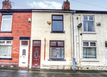 Thumbnail 2 bed terraced house for sale in Park Road, Denton, Manchester, Greater Manchester