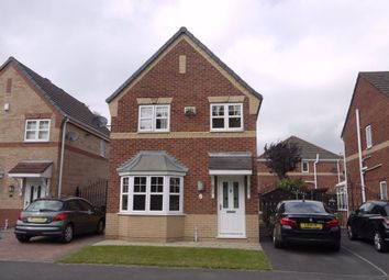 Thumbnail 3 bed detached house for sale in Peregrine Drive, Leigh, Lancashire