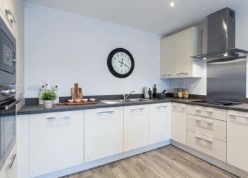 Thumbnail 2 bed flat for sale in Roman Way, Strood