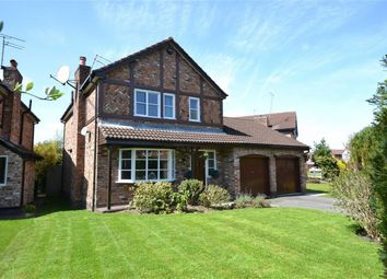 Thumbnail 4 bed detached house for sale in Hazelwood Road, Wilmslow, Cheshire