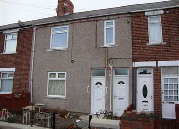 Thumbnail 3 bed flat to rent in Alfred Avenue, Bedlington
