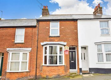 Thumbnail 2 bed terraced house for sale in Lancaster Road, Canterbury, Kent