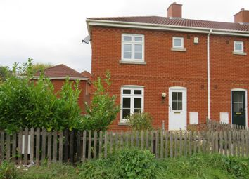 Thumbnail 3 bed semi-detached house for sale in Tolye Road, Norwich