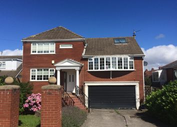 Thumbnail 4 bed detached house for sale in Highfield Road, South Shore, Blackpool
