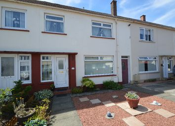 Thumbnail 3 bed terraced house for sale in Whiteside Terrace, Prestwick, South Ayrshire