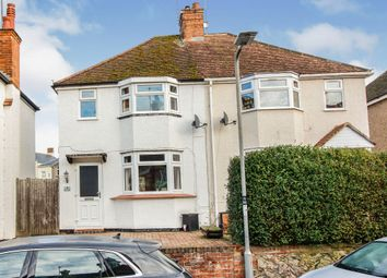 Thumbnail 2 bed semi-detached house for sale in Bury Street, Newport Pagnell