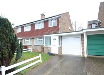 Thumbnail 3 bedroom semi-detached house for sale in Burden Way, Guildford, Surrey