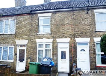 Thumbnail 2 bedroom terraced house to rent in Lincoln Road, Peterborough, Cambridgeshire.