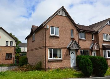 Thumbnail 3 bedroom end terrace house for sale in Betjeman Walk, Crownhill, Plymouth, Devon
