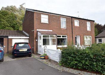 Thumbnail 3 bed semi-detached house for sale in Shiggins Close, Great Sankey, Warrington