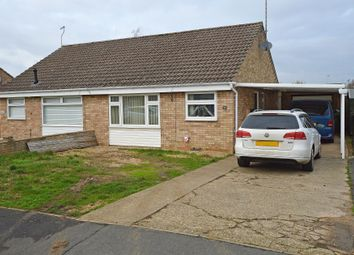 Thumbnail 2 bedroom semi-detached bungalow to rent in Crowson Crescent, Northborough