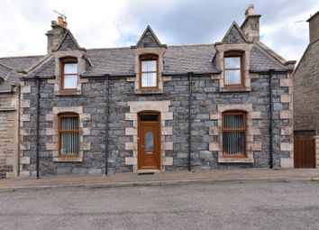 Thumbnail 4 bed detached house for sale in Aboyne Street, Buckie, Banffshire