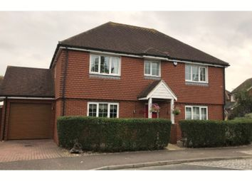 Thumbnail 4 bed detached house for sale in Mulberry Way, Sittingbourne