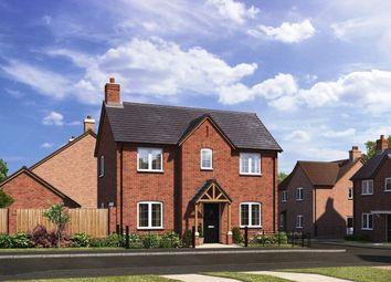 Thumbnail 3 bed detached house for sale in Bransford Road, Rushwick, Worcester