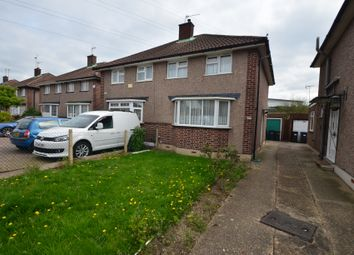 Thumbnail 2 bed semi-detached house to rent in Park Road, Enfield