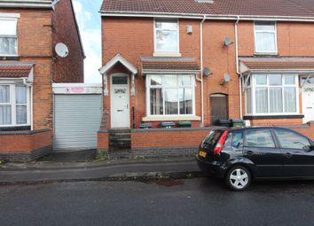 Thumbnail 3 bed terraced house for sale in Grange Road, Smethwick