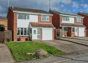 Thumbnail 3 bed detached house for sale in Walkwood Road, Walkwood, Redditch