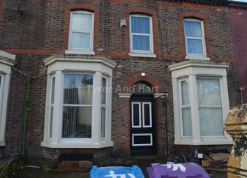 Thumbnail 4 bedroom shared accommodation to rent in Deane Road, Fairfield, Liverpool