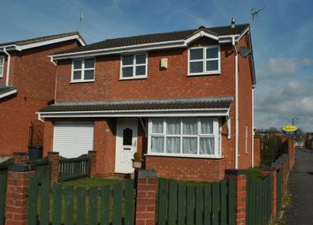 Thumbnail 4 bed detached house for sale in Castillon Drive, Whitchurch