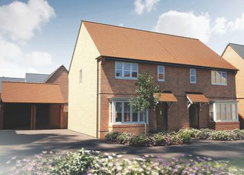 Thumbnail 1 bed semi-detached house for sale in Mill Lane, Cranfield