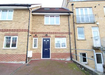 Thumbnail 3 bed terraced house for sale in Manbey Park Road, London