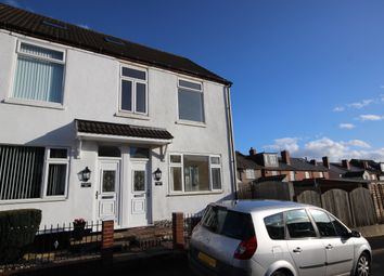 Thumbnail 3 bed semi-detached house for sale in Yew Tree Lane, Rowley Regis, West Midlands