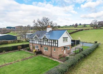 Thumbnail 3 bed semi-detached house for sale in Llanstephan, Brecon