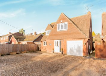 Thumbnail 4 bed detached house for sale in Station Road, Stoke Mandeville, Aylesbury
