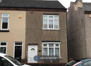 Thumbnail 3 bed semi-detached house to rent in Cemetery Road, Leabrooks, Alfreton