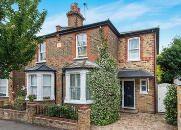 Thumbnail 3 bed semi-detached house for sale in Herbert Road, Kingston Upon Thames