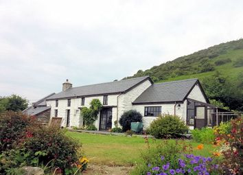 Thumbnail 5 bed cottage for sale in Llanegryn, Gwynedd