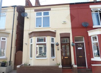 Thumbnail 2 bed semi-detached house for sale in Brentwood Street, Wallasey