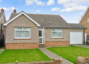 Thumbnail 2 bed detached bungalow for sale in Grenville Way, Broadstairs, Kent