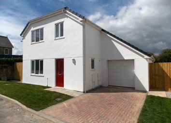 Thumbnail 4 bed detached house to rent in Turnpike Rd, Connor Downs, Cornwall