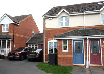 Thumbnail 2 bedroom semi-detached house to rent in Appletree Lane, Brockhill, Redditch