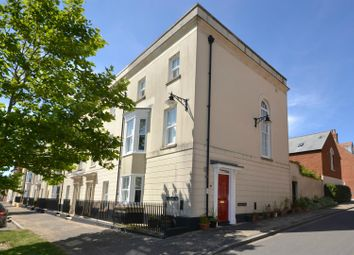Thumbnail 4 bed town house for sale in Peverell Avenue West, Poundbury, Dorchester