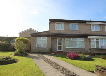 Thumbnail 4 bed semi-detached house for sale in Chesterholm, Sandsfield Park, Carlisle, Cumbria