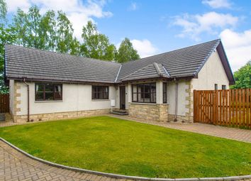 Thumbnail 4 bed detached bungalow for sale in Craig Place, Madderty