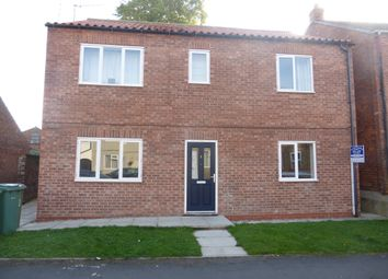 Thumbnail 2 bed flat to rent in Westgate, Driffield